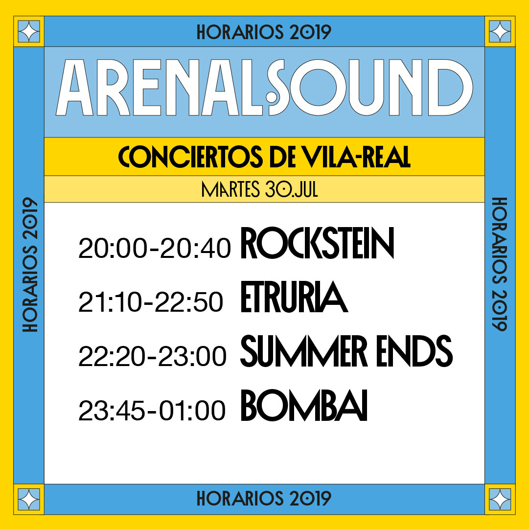 Arenal Sound Vila-real